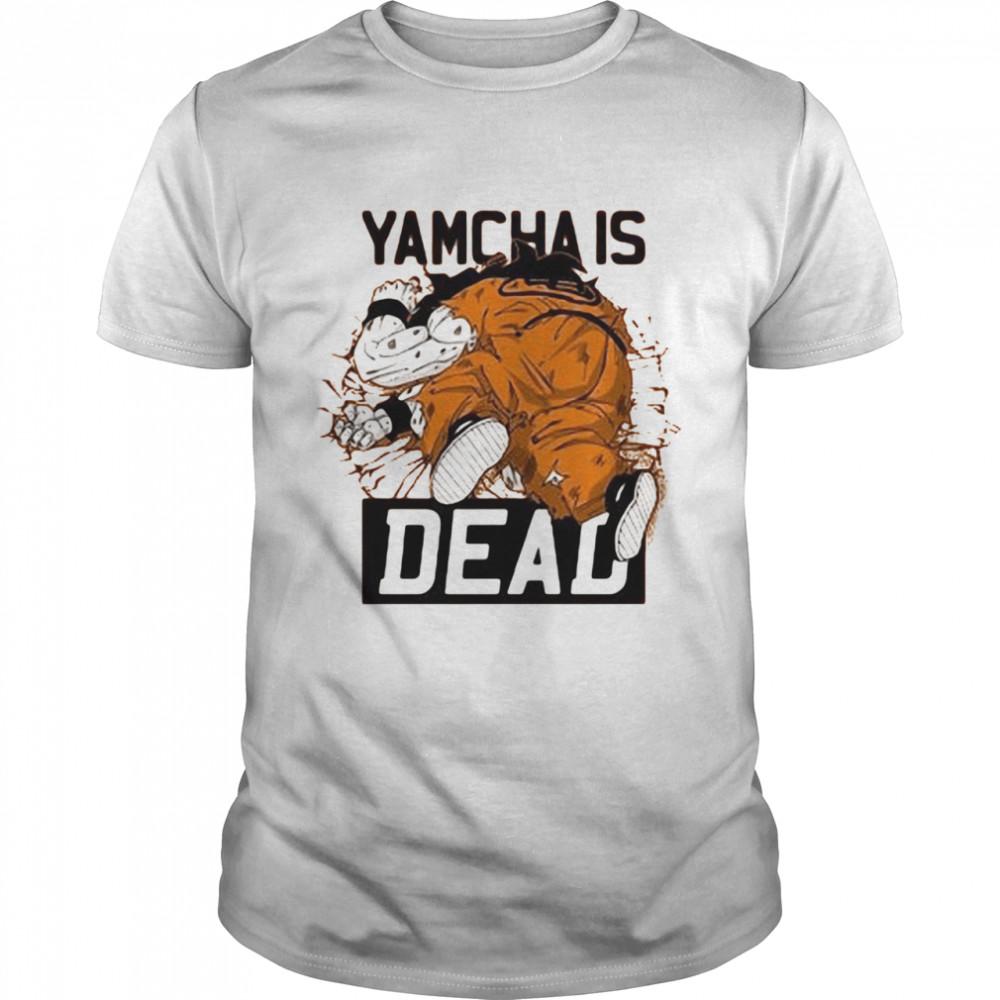 Dragon Ball Kai Yamcha is dead shirt Classic Men's T-shirt