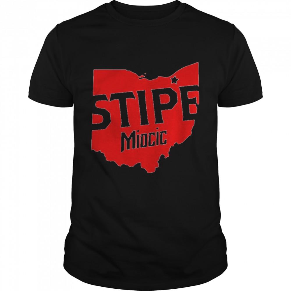 Stipe miocic American shirt Classic Men's T-shirt
