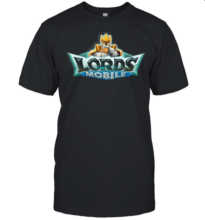 Lords Mobile T-shirt Classic Men's T-shirt
