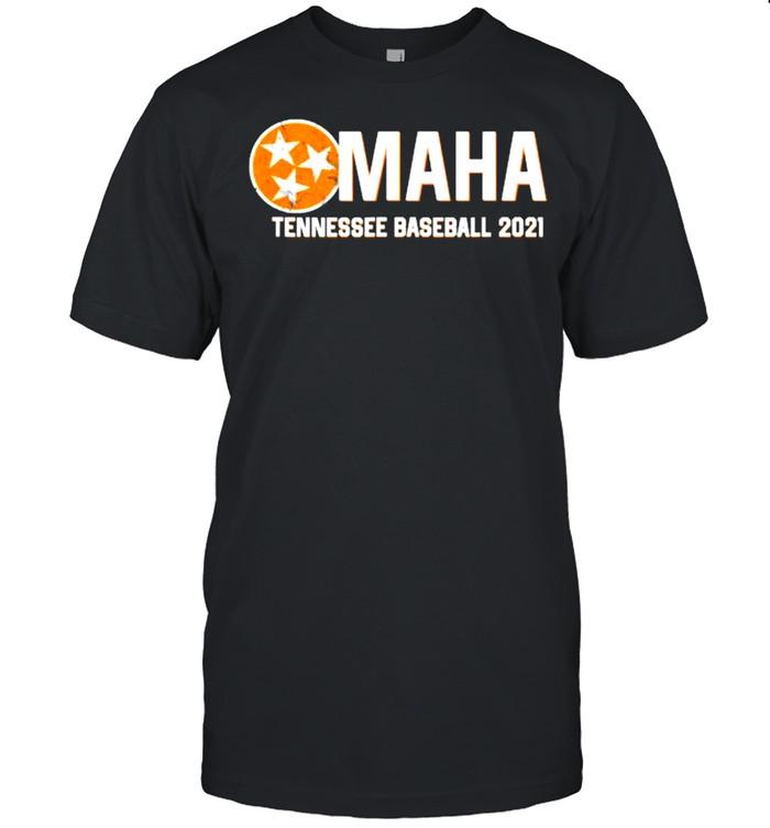 Omaha Tennessee Baseball 2021 T- Classic Men's T-shirt