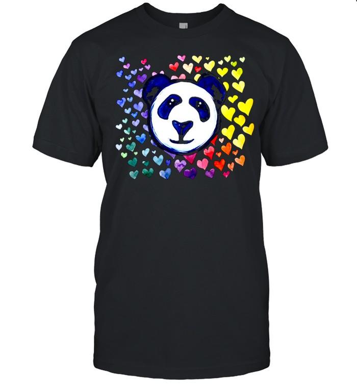 Panda shirt Classic Men's T-shirt