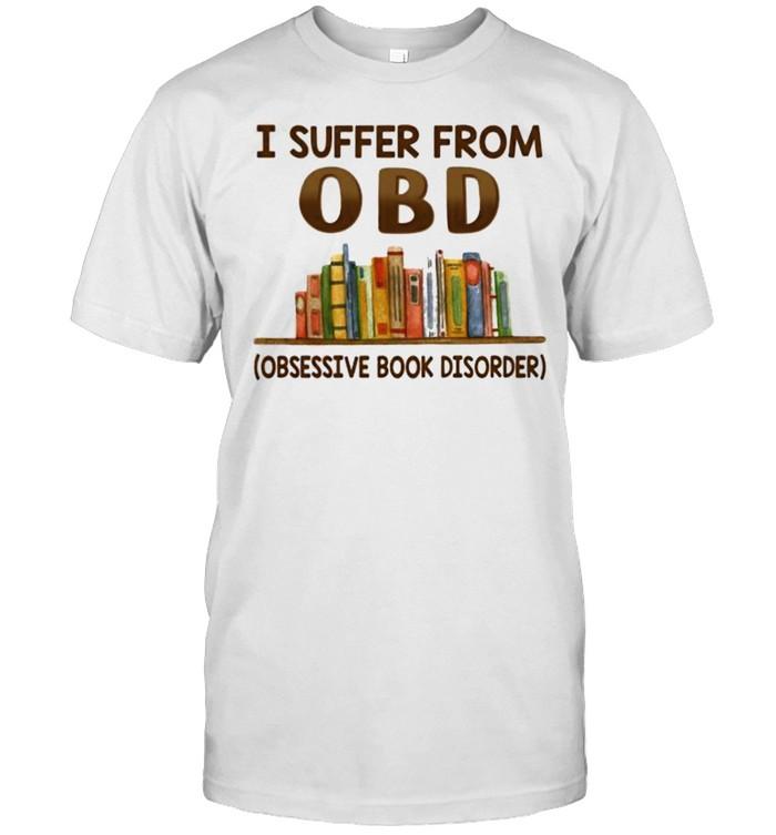 I suffer from OBD book shirt Classic Men's T-shirt