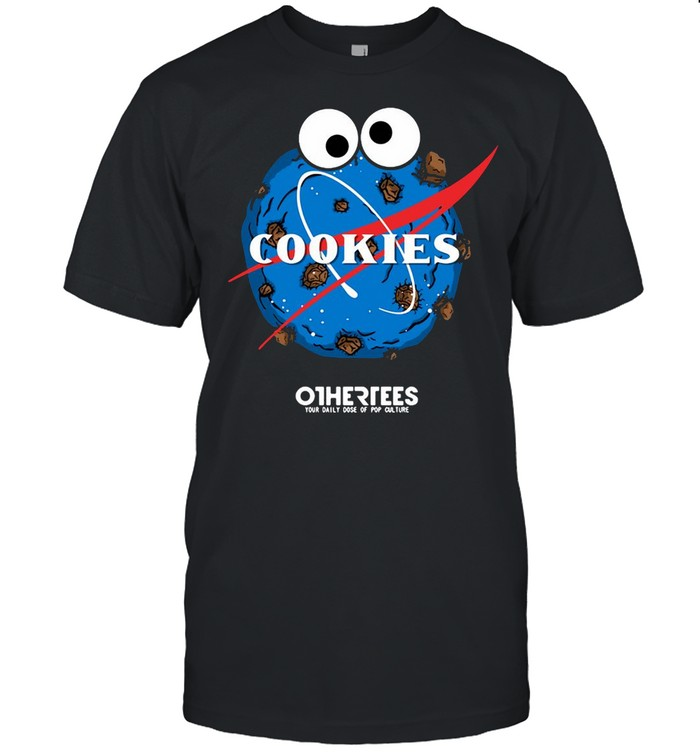 Space Cookies T-shirt Classic Men's T-shirt