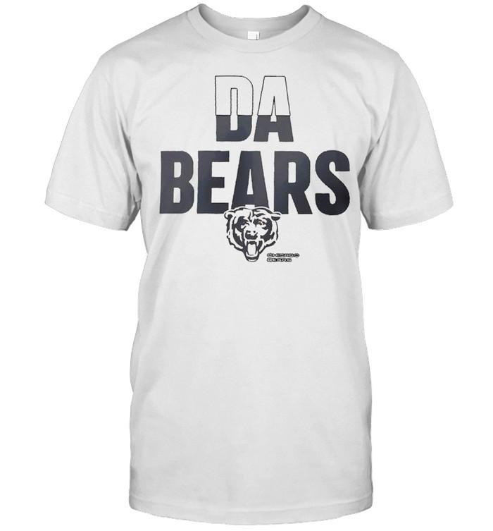 Chicago Bears da bears shirt Classic Men's T-shirt