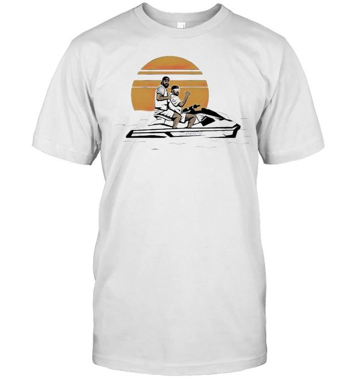 Kucherov and Killorn Tampa Bay Tradition shirt Classic Men's T-shirt
