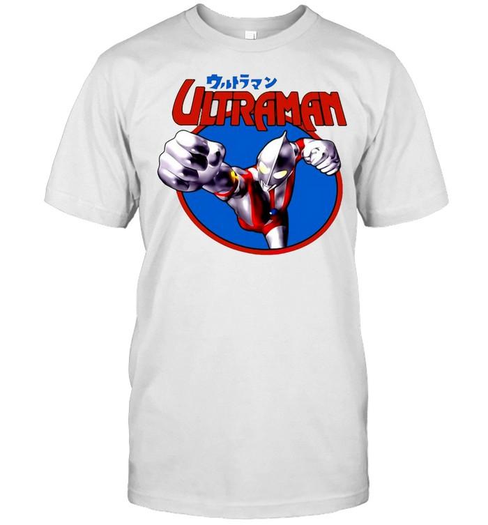 Ultramans For Men Women T-shirt Classic Men's T-shirt