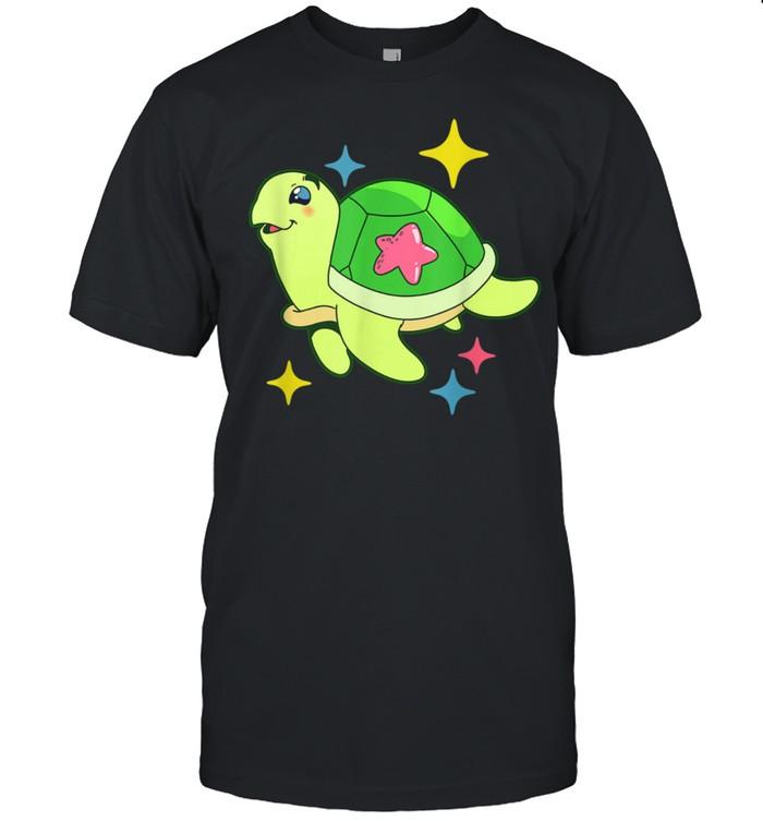 Sea Turtle Beach Animal Rights shirt Classic Men's T-shirt