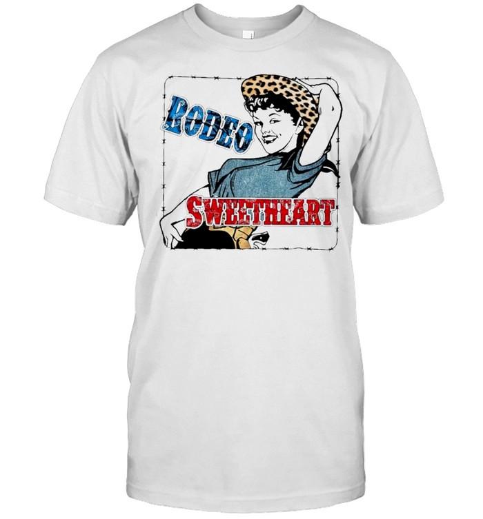 cowgirl rodeo shirt Classic Men's T-shirt