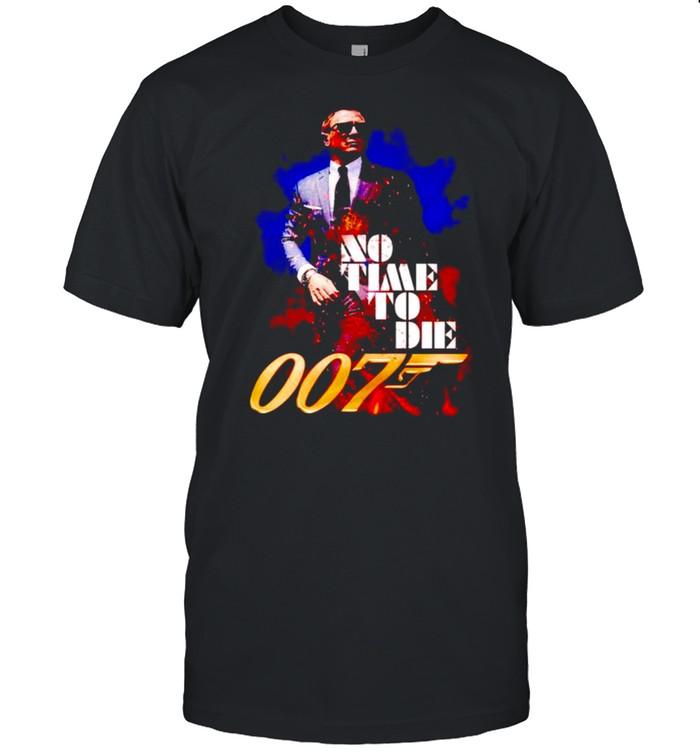 007 no time to die shirt Classic Men's T-shirt