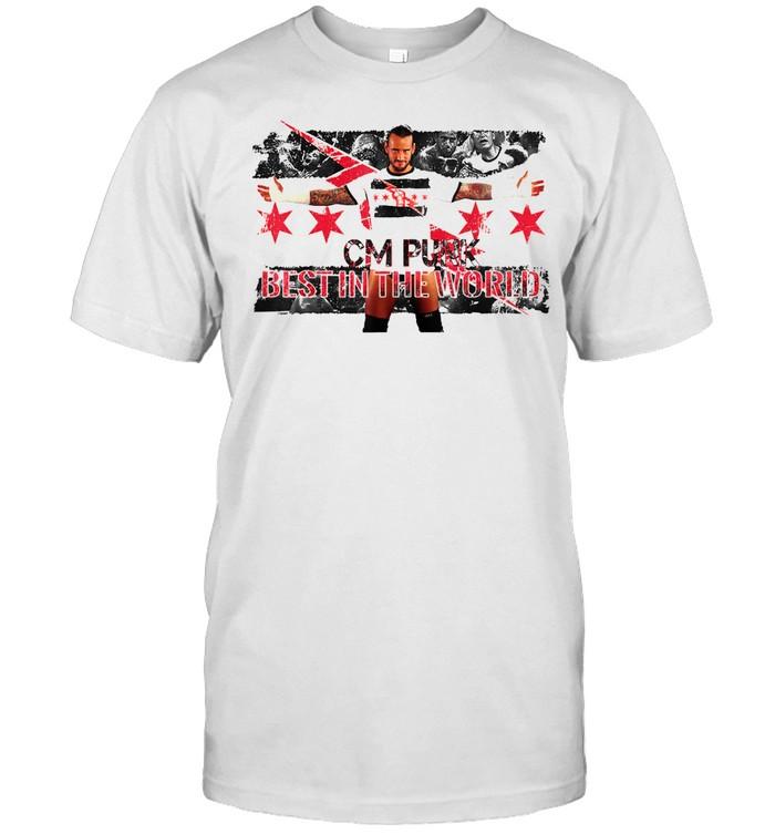 CM Punk Best in The World shirt Classic Men's T-shirt
