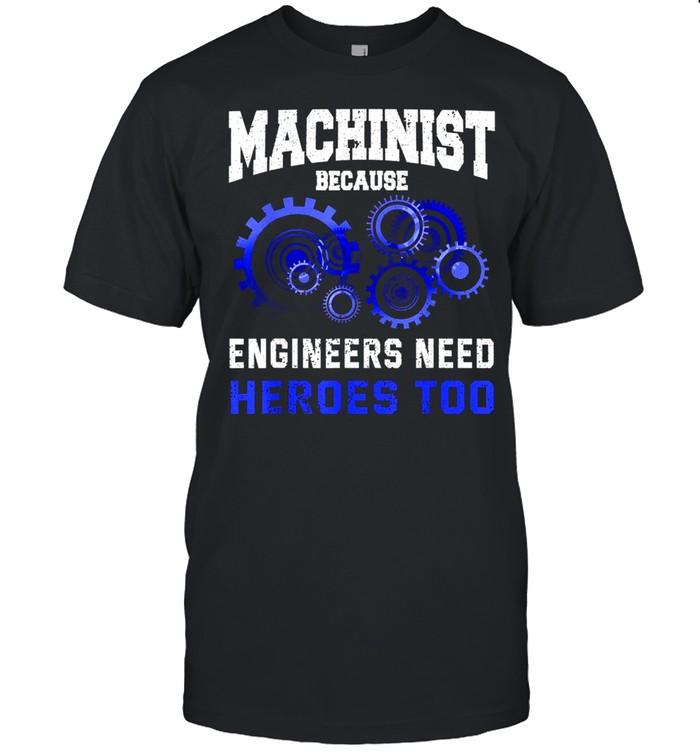 Machinist  CNC Operator Joke Quote Machinist shirt Classic Men's T-shirt