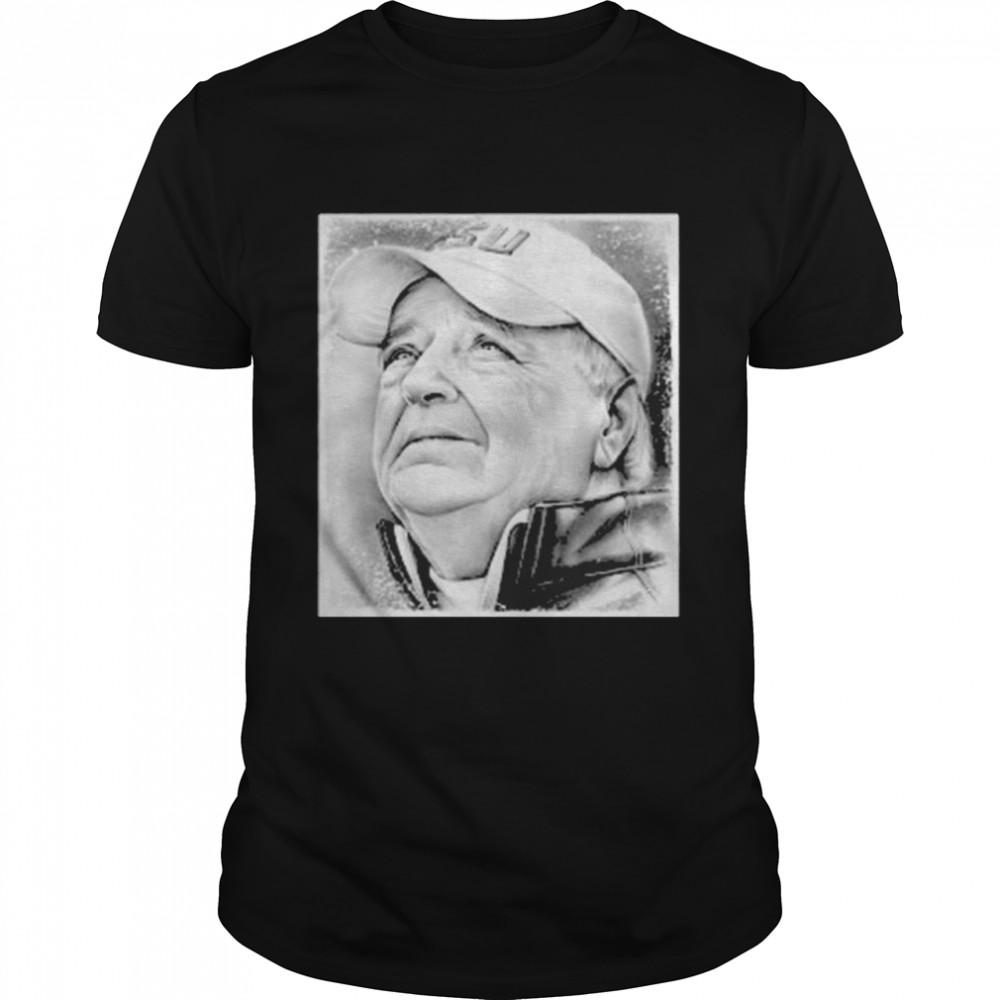 FSU Bobby Bowden The Football Coach Legendary T- Classic Men's T-shirt