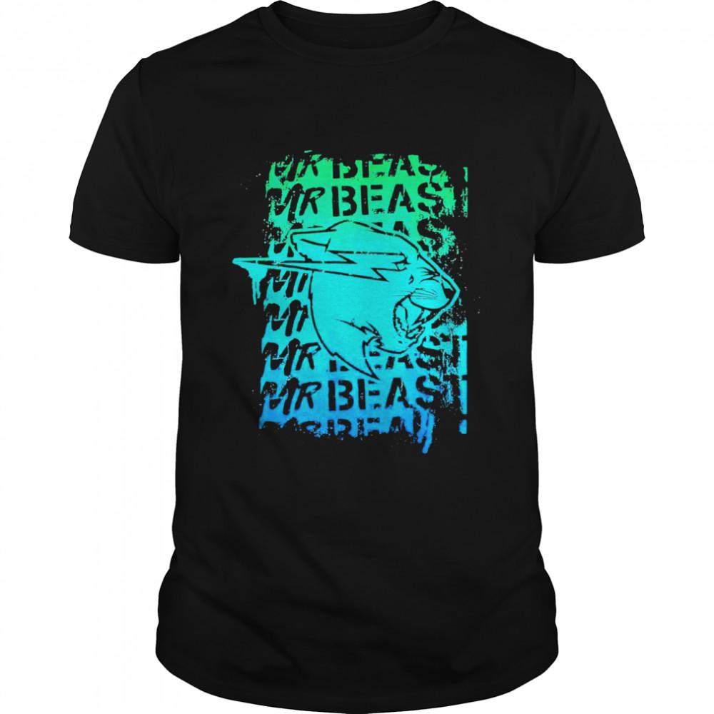 Retro Mr Game Mr Gaming Beast Game shirt Classic Men's T-shirt