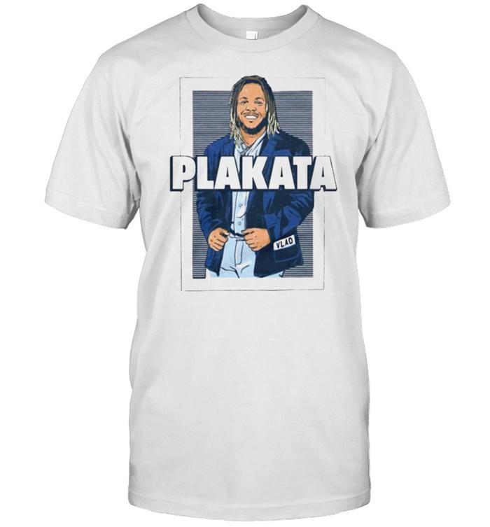 Vlad Guerrero Jr plakata jacket shirt Classic Men's T-shirt