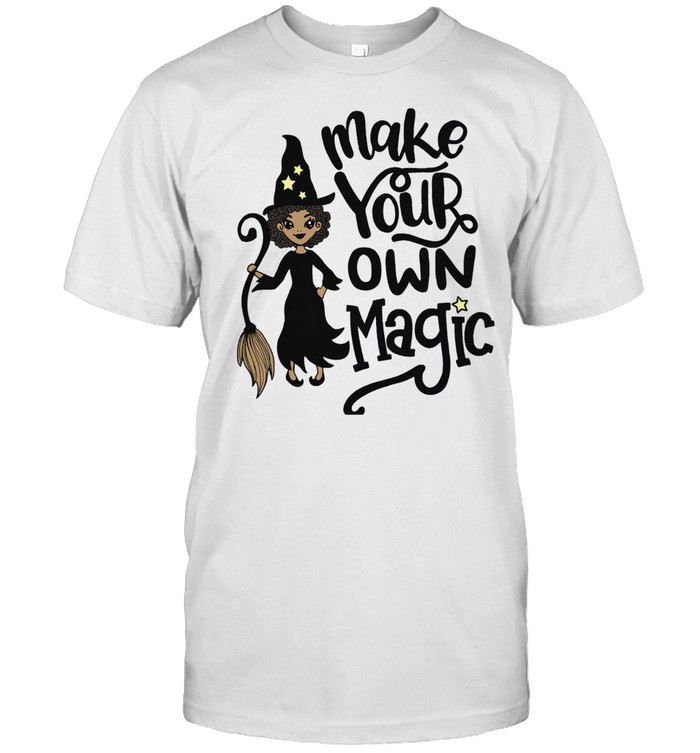 Make your own magic shirt Classic Men's T-shirt
