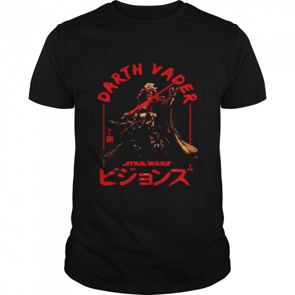 Star Wars Visions General Darth Vader shirt Classic Men's T-shirt