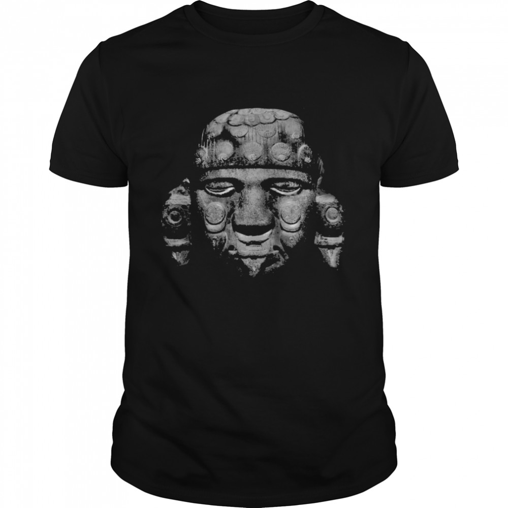 Coyolxauhqui Goddess of the Moon  Classic Men's T-shirt