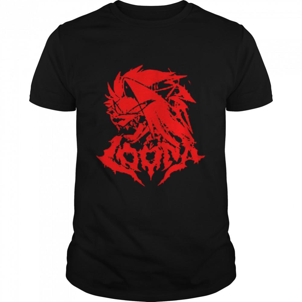 Hazbin Hotel Loona T-shirt Classic Men's T-shirt