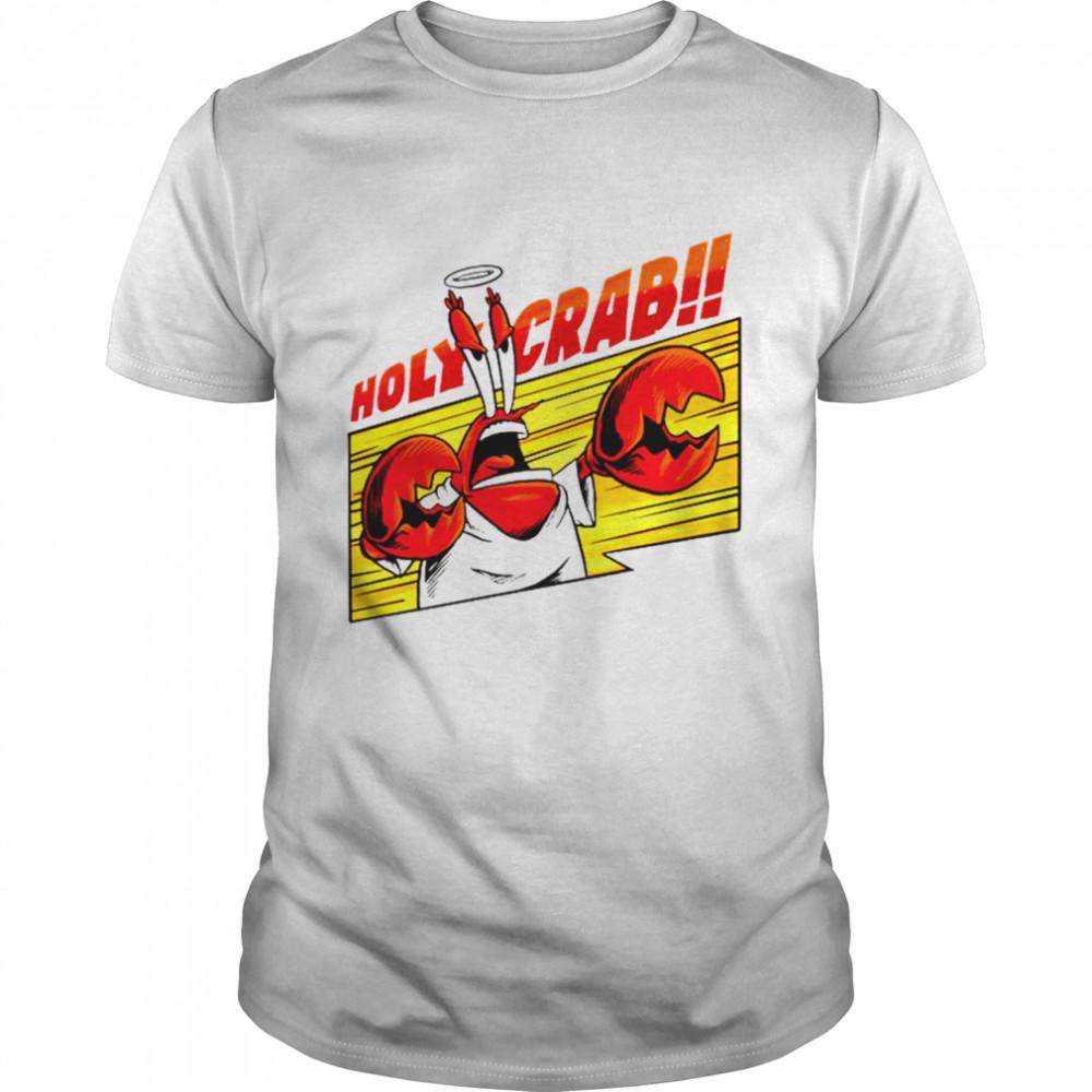 Holy Crab  Classic Men's T-shirt