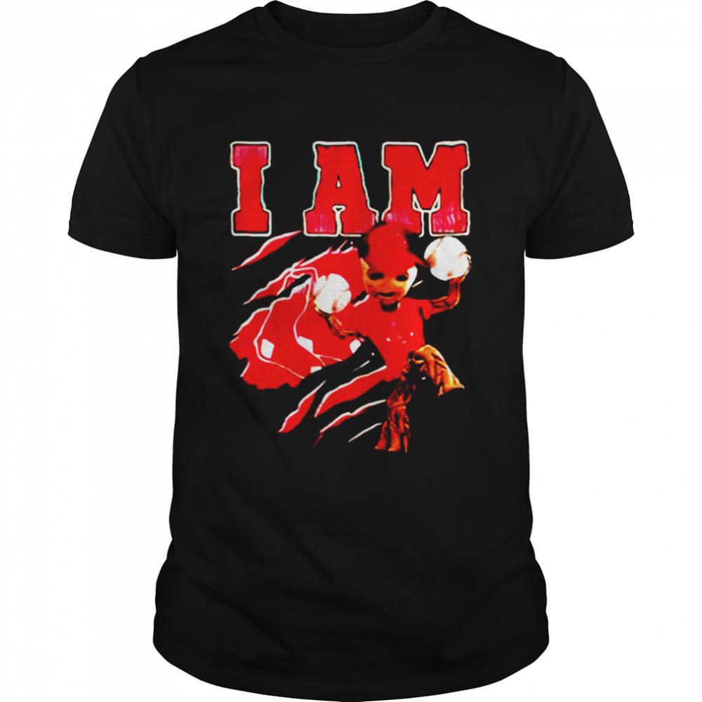 Best groot I am Boston Red Sox shirt Classic Men's T-shirt
